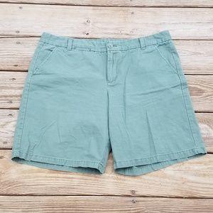 Gap Olive Khaki Shorts